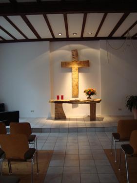 Christuskapelle Grötzingen